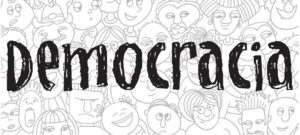 Democracia? Com que democratas?